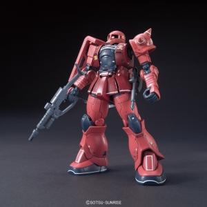 HG MS-05S シャア専用ザクI 01