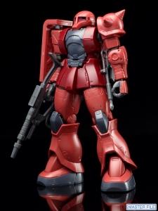 HG MS-05S シャア専用ザクⅠ01