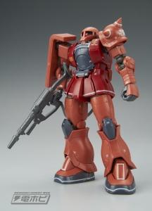 HG MS-05S シャア専用ザクI (1)