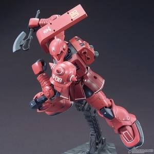 HG MS-05S シャア専用ザクI 06