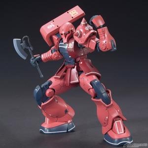 HG MS-05S シャア専用ザクI 03