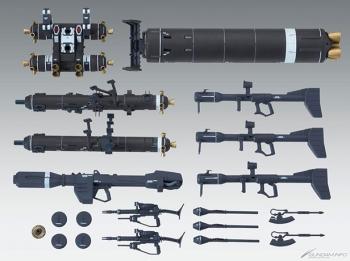 "MG 高機動型ザク""サイコ・ザク""Ver.Ka(GUNDAM THUNDERBOLT版) 08"