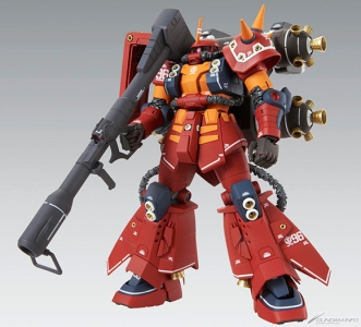 "MG 高機動型ザク""サイコ・ザク""Ver.Ka(GUNDAM THUNDERBOLT版) 05"