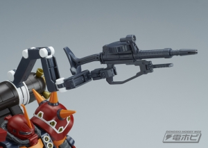 "MG 高機動型ザク""サイコ・ザク""Ver.Ka(GUNDAM THUNDERBOLT版) (6)"