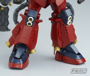 "MG 高機動型ザク""サイコ・ザク""Ver.Ka(GUNDAM THUNDERBOLT版) (4)"