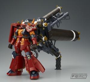 "MG 高機動型ザク""サイコ・ザク""Ver.Ka(GUNDAM THUNDERBOLT版) (1)"