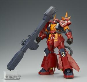 "MG 高機動型ザク""サイコ・ザク""Ver.Ka(GUNDAM THUNDERBOLT版) (8)"