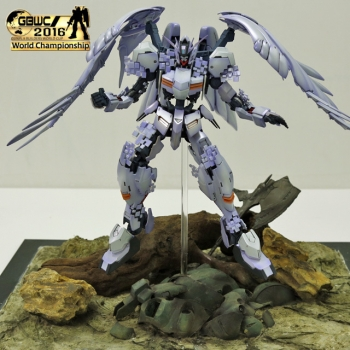 GUNPLA BUILDERS WORLD CUP 2016 Finalist (19)
