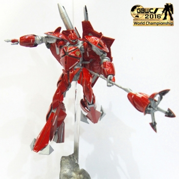 GUNPLA BUILDERS WORLD CUP 2016 Finalist (21)