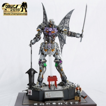 GUNPLA BUILDERS WORLD CUP 2016 Finalist (20)