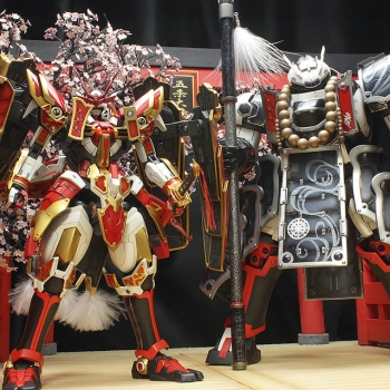 GUNPLA BUILDERS WORLD CUP 2016 Finalist (15)