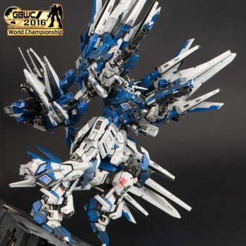 GUNPLA BUILDERS WORLD CUP 2016 Finalist (16)