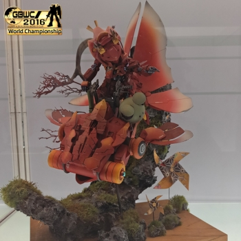 GUNPLA BUILDERS WORLD CUP 2016 Finalist (9)