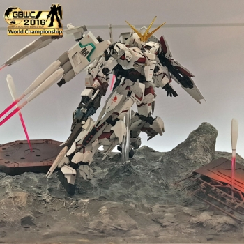 GUNPLA BUILDERS WORLD CUP 2016 Finalist (8)