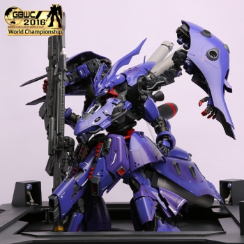 GUNPLA BUILDERS WORLD CUP 2016 Finalist (7)