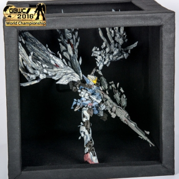 GUNPLA BUILDERS WORLD CUP 2016 Finalist (24)