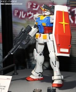 MG RX-78-02 ガンダム (GUNDAM THE ORIGIN 版) スペシャルエディション(仮) ガンプラEXPO ワールドツアージャパン 2016 WINTER07