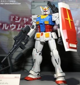 MG RX-78-02 ガンダム (GUNDAM THE ORIGIN 版) スペシャルエディション(仮) ガンプラEXPO ワールドツアージャパン 2016 WINTER04