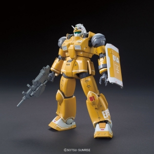 HG ガンキャノン 機動試験型 火力試験型01