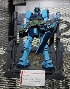 MG ジム・スナイパーII ガンプラEXPO ワールドツアージャパン 2016 WINTER05