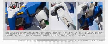 METAL ROBOT魂 ダブルオーライザー+GNソードIII 特集18
