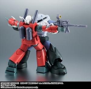 ROBOT魂 量産型ズゴック ver. A.N.I.M.E (6)