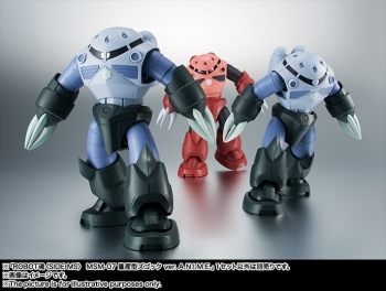 ROBOT魂 量産型ズゴック ver. A.N.I.M.E (3)