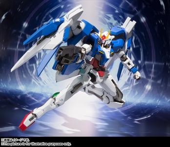 METAL ROBOT魂 ダブルオーライザー+GNソードIII (10)