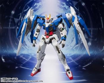 METAL ROBOT魂 ダブルオーライザー+GNソードIII (14)
