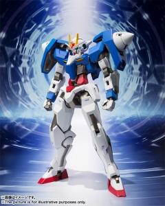 METAL ROBOT魂 ダブルオーライザー+GNソードIII (8)