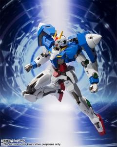 METAL ROBOT魂 ダブルオーライザー+GNソードIII (7)