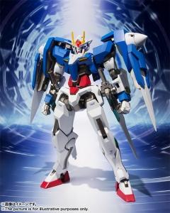 METAL ROBOT魂 ダブルオーライザー+GNソードIII (9)