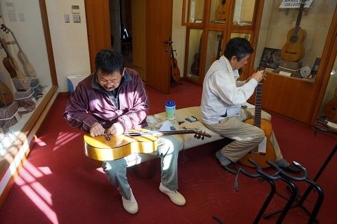 山本さんと杉澤さん。