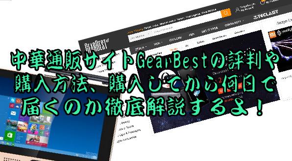 GearBestの評判や購入方法-30 01-55-11-309