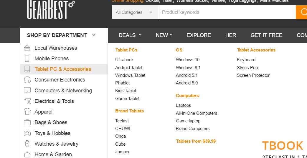 GearBestの評判や購入方法1-18-15-929