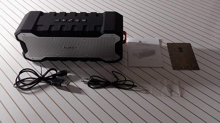 AUKEY Bluetooth スピーカーSK-M12444