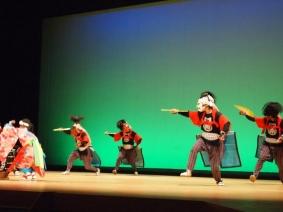 郷土芸能の祭典2016 (2)