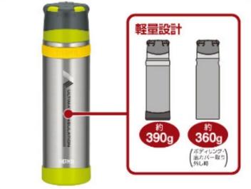 山専用ボトル サーモス(THERMOS) FFX-900