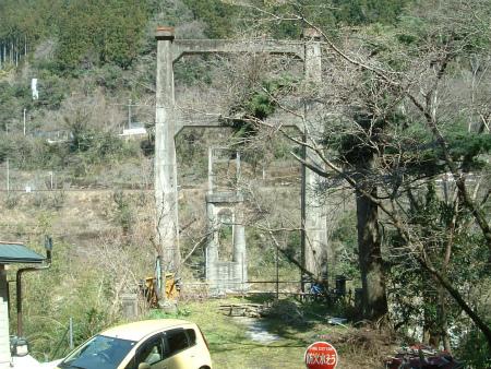 歩危観橋18
