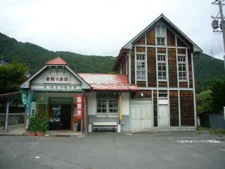 島々駅09