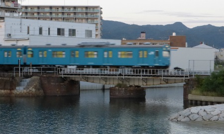 和田岬線13
