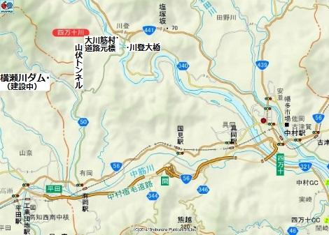 山伏トンネル10