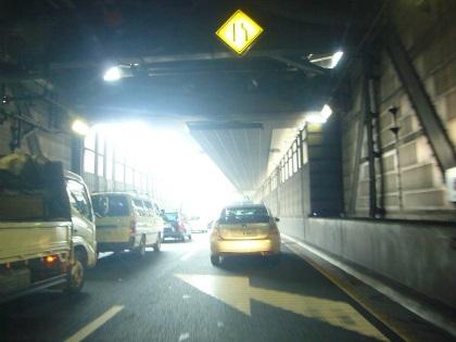 山手トンネル13
