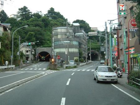 山手隧道01
