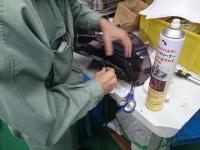 GSX1300R 修理