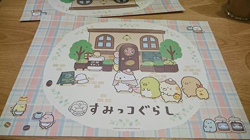 立川すみっコぐらしカフェ_6077