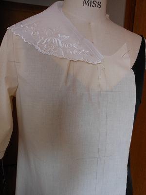 ストライプシャツ 構想 026