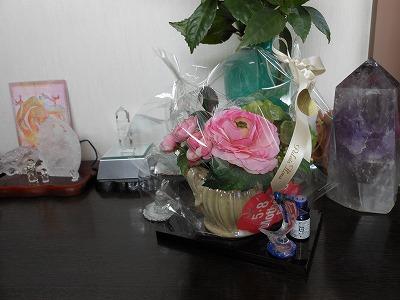 母の日 光触媒シルク花 003