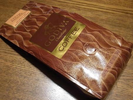ゴディバ チョコ珈琲