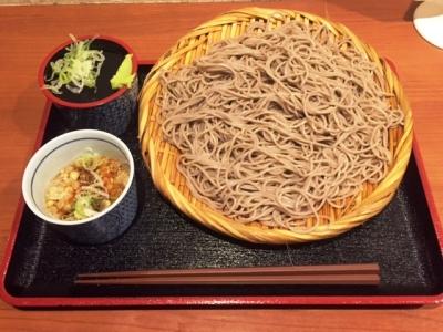 160516路麺えんそば中ざる490円